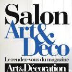 Salon Art et Décoration 2020 à Paris