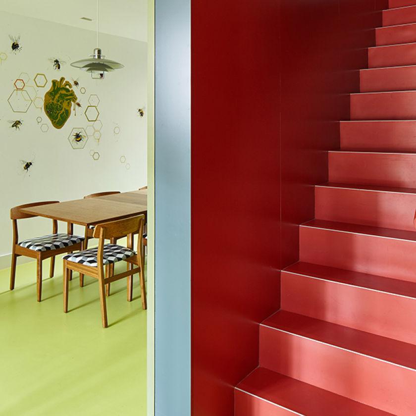Maison à Londres, Royaume-Uni, par R2 Studio