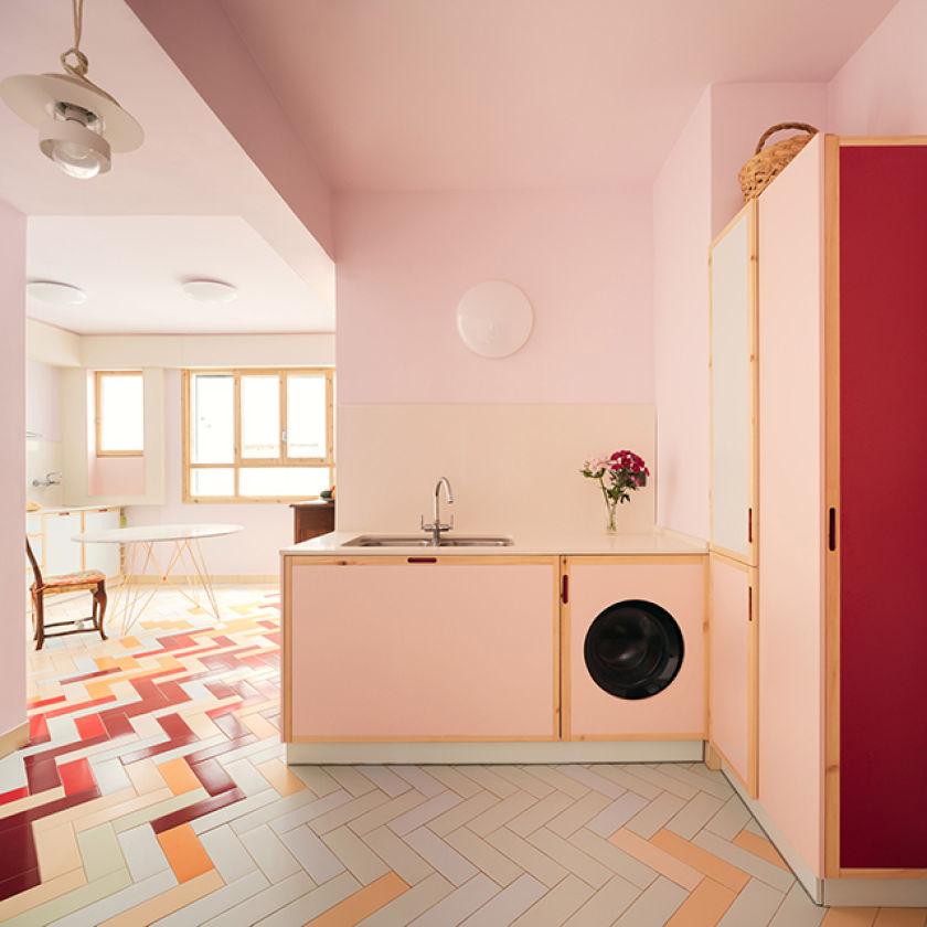 Appartement Mixtape, Espagne, par Azab