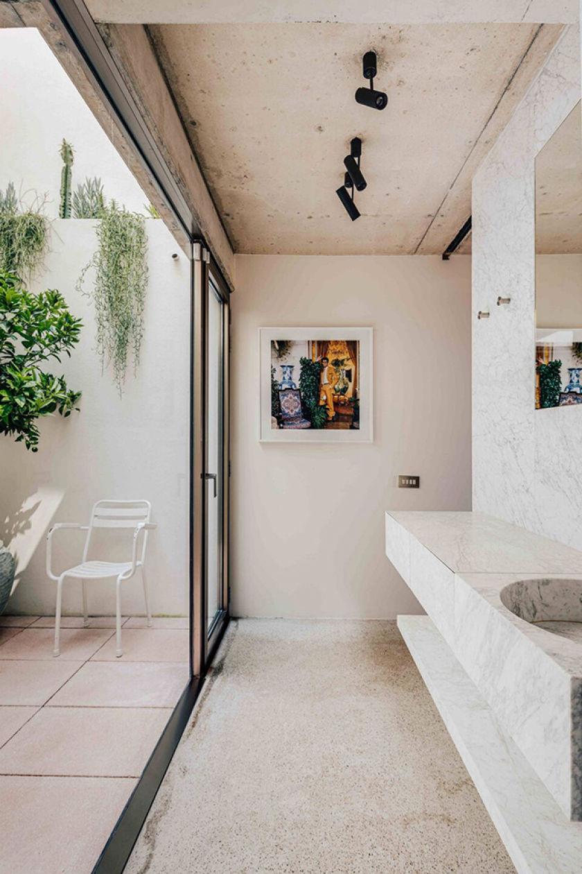 aménagement et de décoration de petit espace de vie